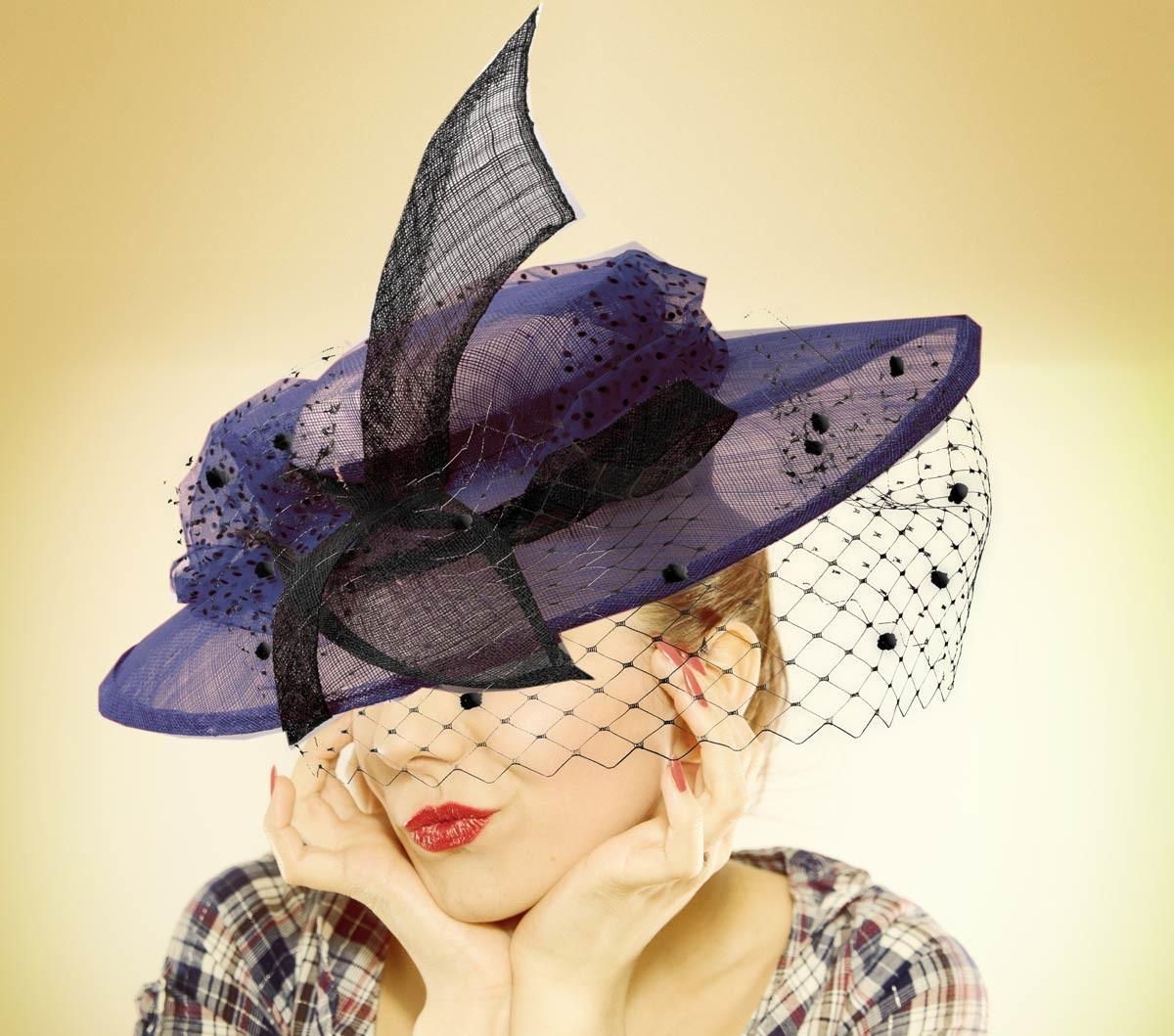 Essayage virtuel de chapeau - Les Chapeaux de Nina
